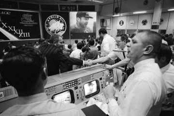 Apollo 13 Mission Control Center