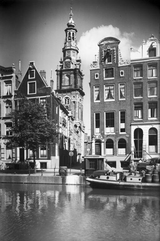 Kloveniersburgwal 1949