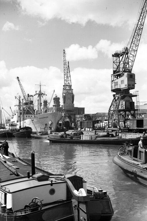 Haven Amsterdam 1949