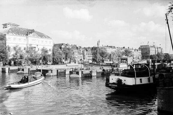 Amstelsluizen 1938