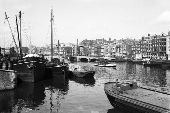 Amstel - Magere Brug 1939