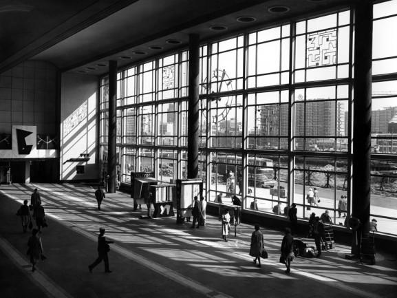 Stationshal Rotterdam Centraal